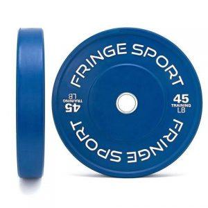Fringe Sport Color Bumper 45 lb Plate