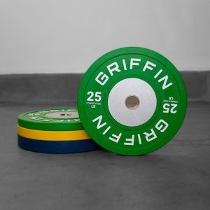 Griffin Competition Bumper Plates - Cover