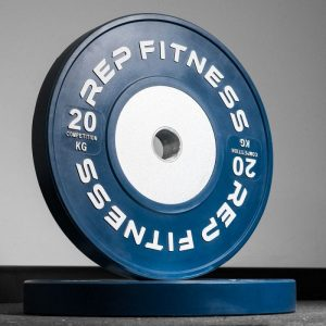 Rep Fitness Competition plates 20KG